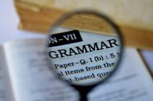 Proofreading tips to improve Grammar