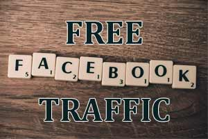 Get Free Traffic from Facebook